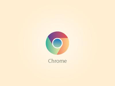 Google Chrome icon by Matt Rossi