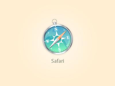 Safari icon by Matt Rossi
