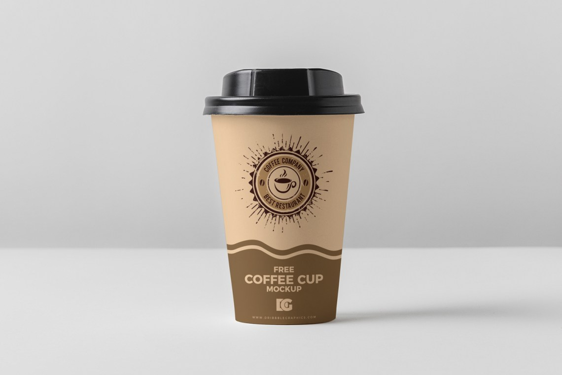 Download Free Coffee Cup Mockup PSD For Branding 2018 | Dribbble ...