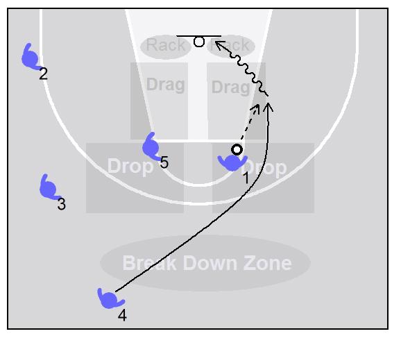 Drop zone back door2