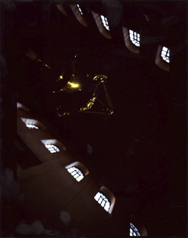 Nativity Church Lamp 1999