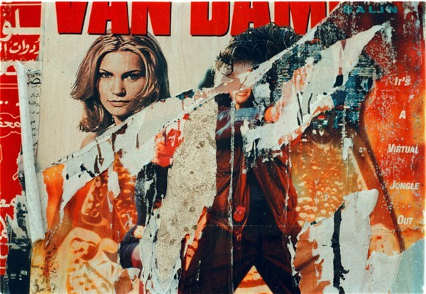 Poster Melange Lebanon, 1996