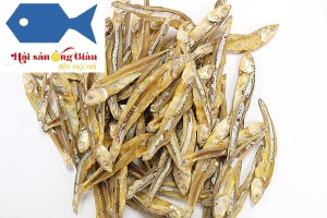 Dried Anchovy in Viet Nam