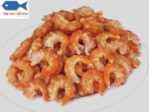 His rich quality dried shrimp