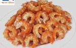 Dry Shrimp Ca Mau – How much dry shrimp 1kg