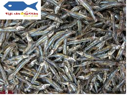 delicious dried anchovy and quality assurance