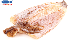 Dried squids