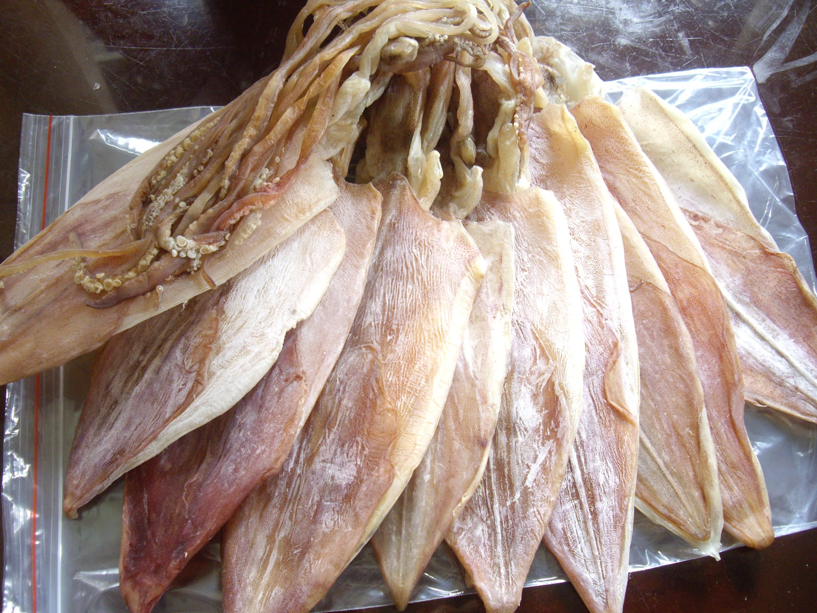Dried Squid Special Type