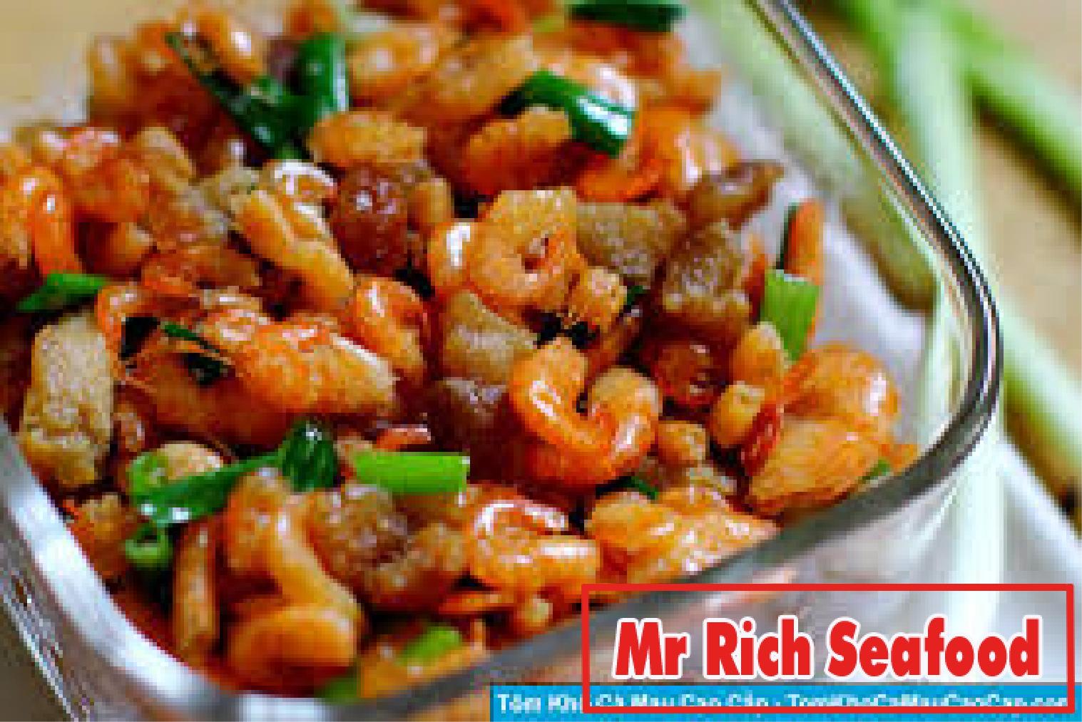dried shrimp pomelo salad