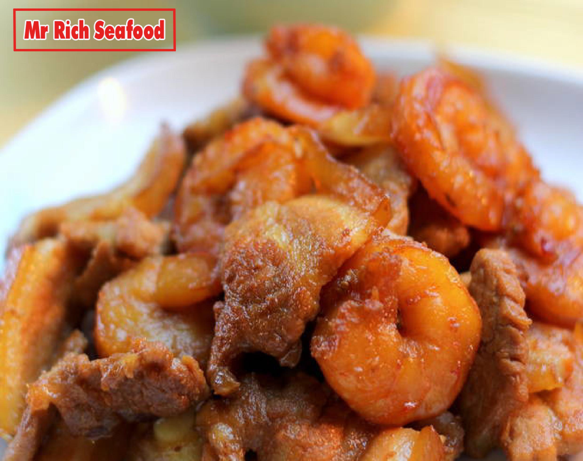 process dried shrimp