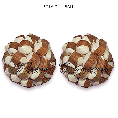Sola Guli Ball Black - Wholesale Sola Balls
