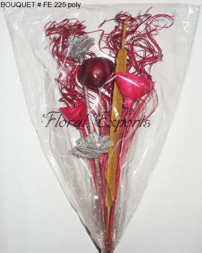 Dry Flowers Bouquets Colour