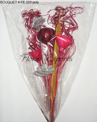 Dry Flowers Bouquets Colour