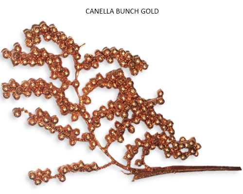 Canella Bunch Gold - Christmas Decorations