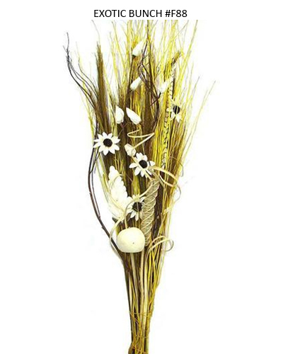 Dried Flowers Bunch Bouquets - Dried Wedding Bouquets Wholesale