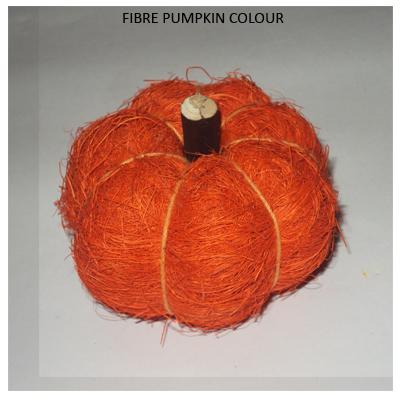 Fibre Pumpkins Color - Wholesale Decorative Pumpkins