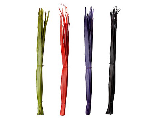 Palm Leaf Colour - Decorative Leaves Wholesale