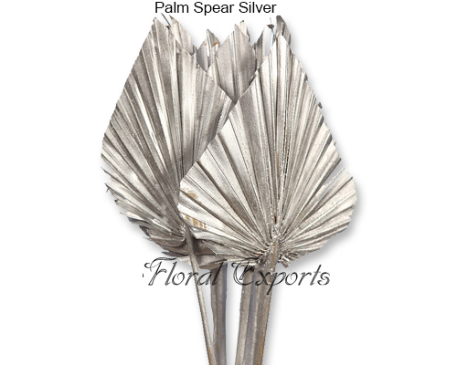 Palm Spear Silver - Christmas Ornaments