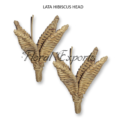 LATA HIBISCUS HEAD - Cockatiel Bird Toys