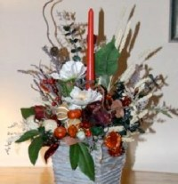 Dried Flower Arrangements
