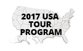 USA tour programme