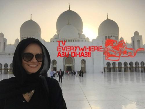 Vlog Abu Dhabi