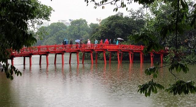 Volunteer in Hanoi, Vietnam