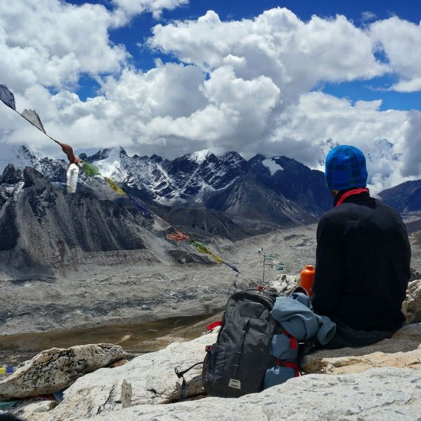 Drifters Guide Everest Basecamp Hiking Adventure