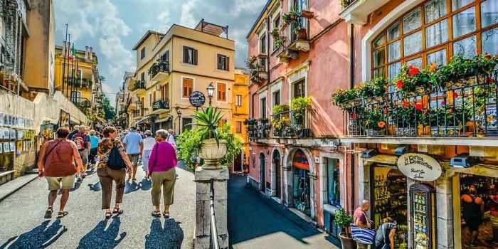 Sicily Palermo Catania Travel Guide