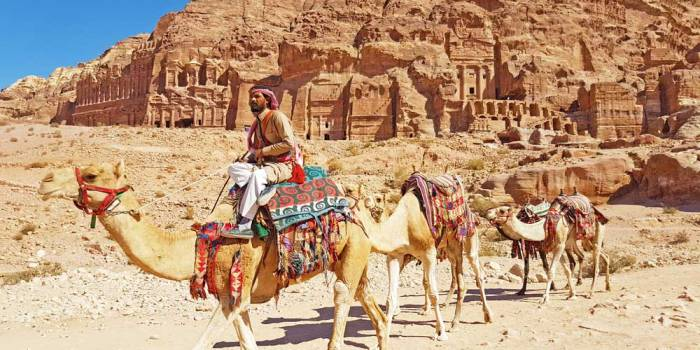 Discover Jordan Travel Guide