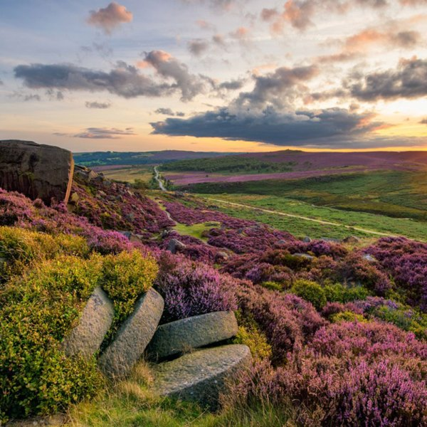 Drifters Guide British National Parks Tour