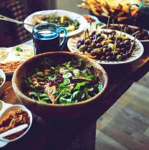 FOODIE'S DELIGHT: culinary journeys