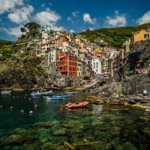 drifters guide Italian riviera Experience Tour