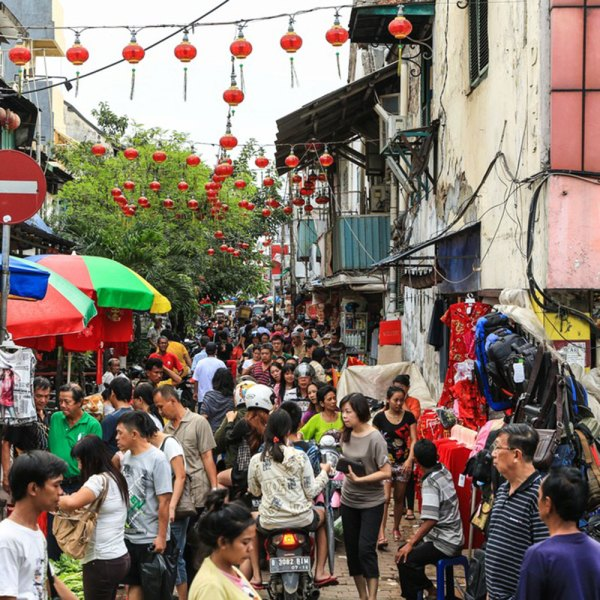 Drifters Guide Jakarta Chinatown Experience Tour