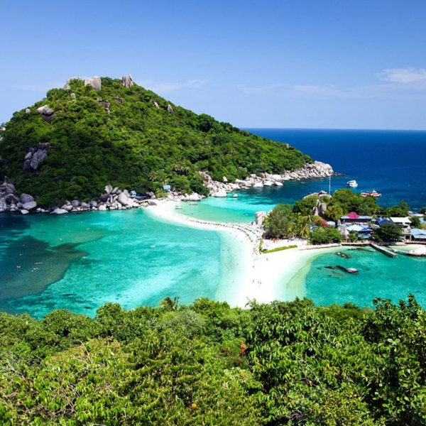 Drifters Guide Thailand Island Experience Tour