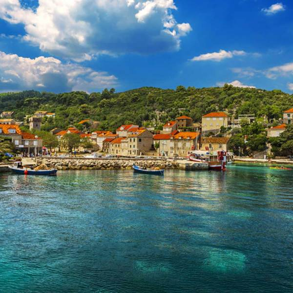 croatia sailing tour