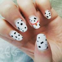Disney Inspired Nail Art.  driftinglexi