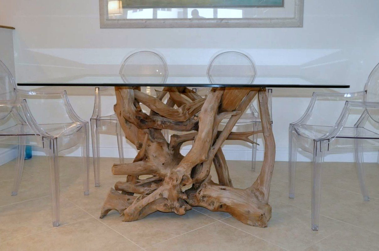 driftwood decor custom driftwood furniture. Black Bedroom Furniture Sets. Home Design Ideas