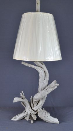 Sun-bleached Table Lamp