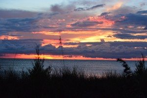 Sunset at Manasota Key