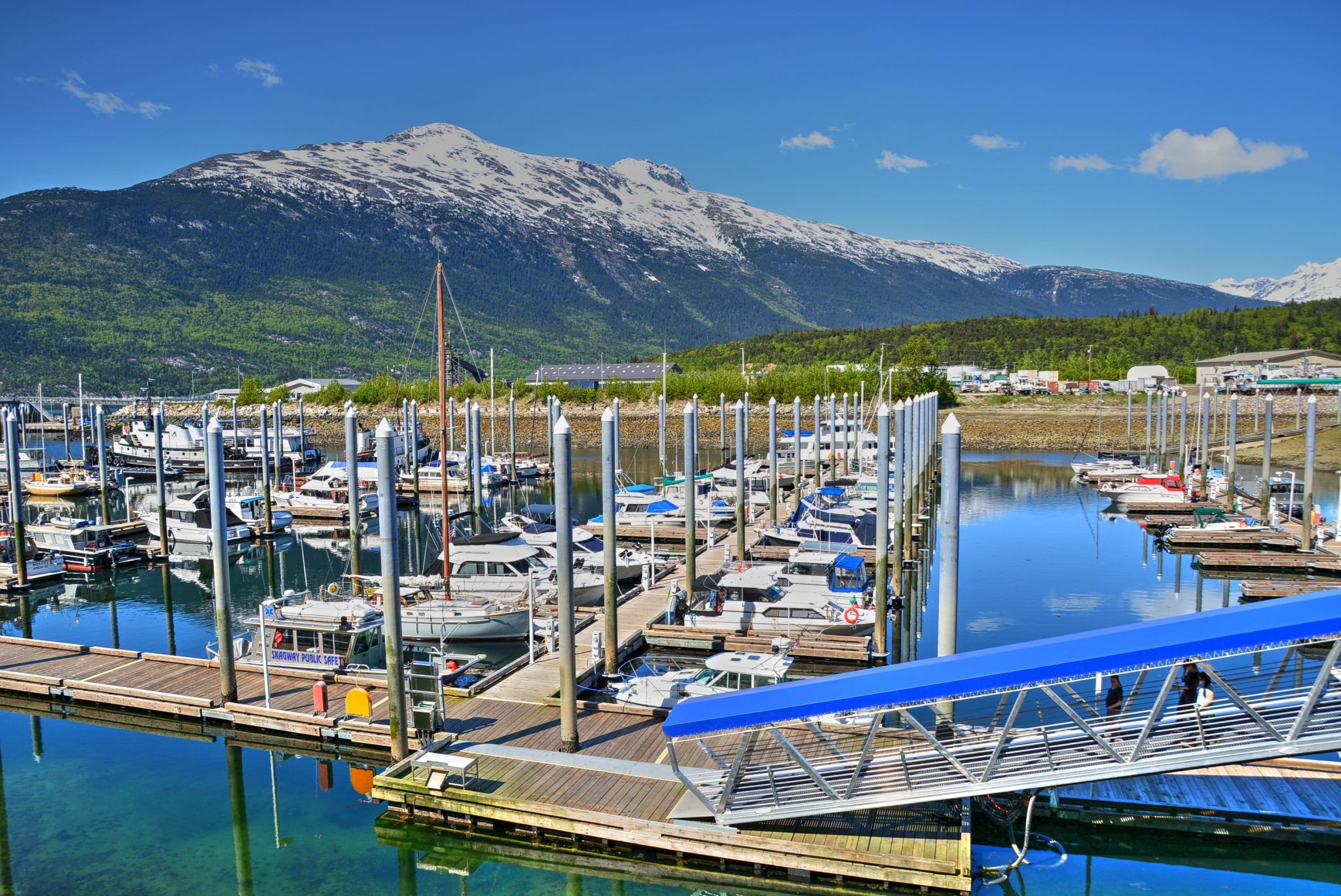 Our Alaskan cruise-Skagway