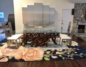 driftwood-glass-dining-table