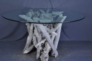 glass-driftwood-dining-table