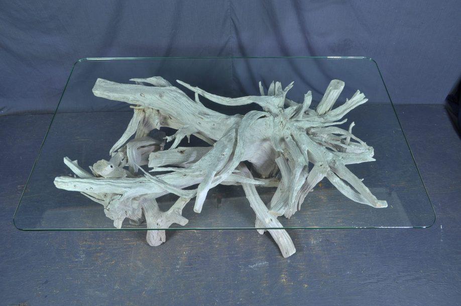 driftwood table-base