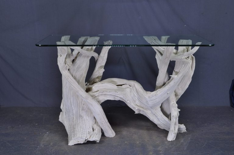 driftwood-glass-foyer/sofa-table