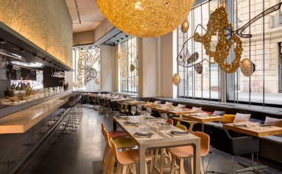 hotel fine dining restaurant barcelona luxury ohla boutique hotels vella ciutat spain grand guide