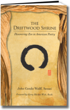 Cover image of Discovering Zen in American Poetry, ISBN 9781896559285