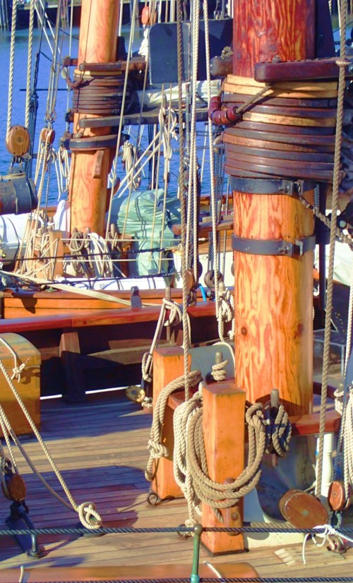 S.A.L.T.S, vessels Pacific Swift and Pacific Grace...NOT Swiftsure racers!