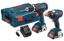 Bosch CLPK250-181L Brushless 2-Tool Kit