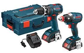 Bosch CLPK250-181L Brushless 2-Tool Kit